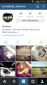 Cloudbase Instagram